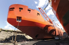 SHIP BUILDING AND SHIP REPAIRING - KRON - 1